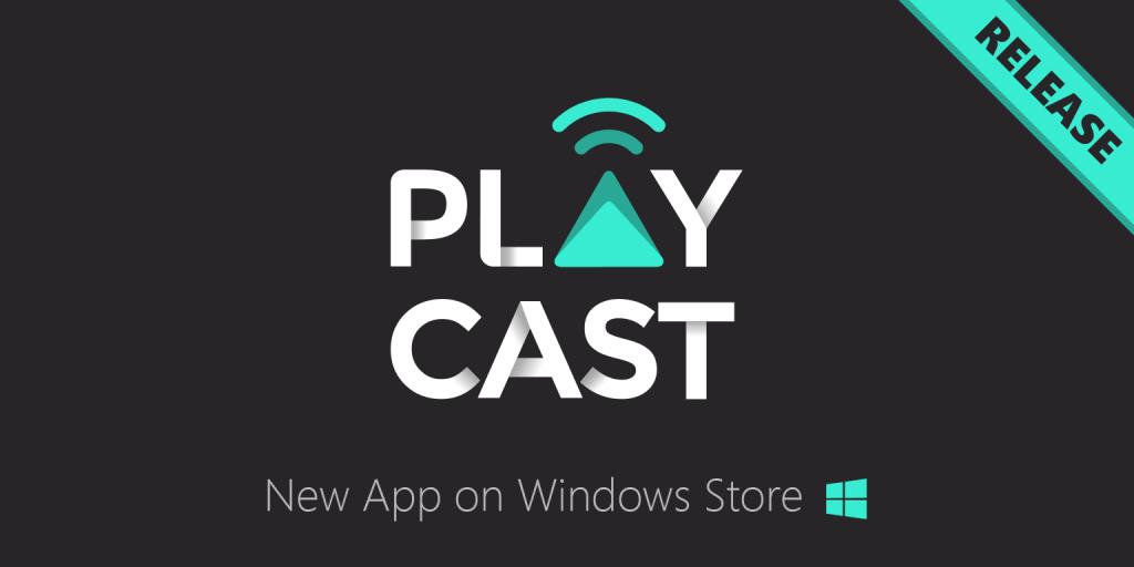 Playcast_sortie